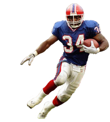 thurman thomas, 34 rush, sports bar, batavia, ny